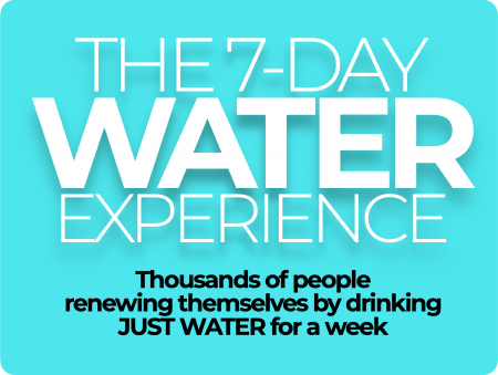 7-DAY WATER EXPERIENCE LOGOPLATE